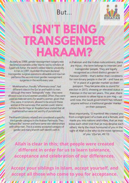 trans haraam
