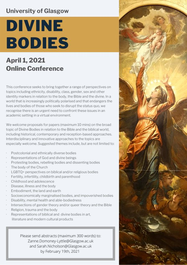 divine bodies conference