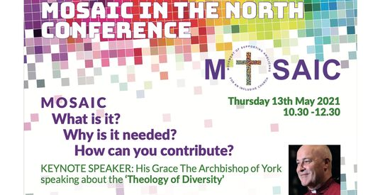mosaic in the north conference